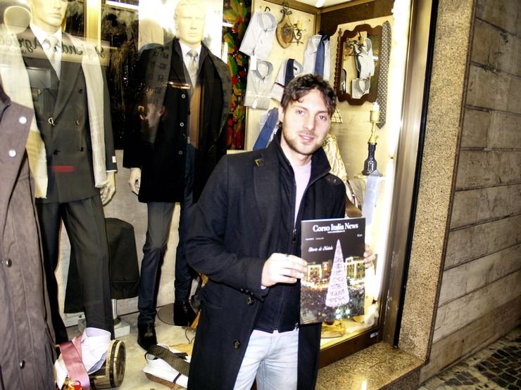 Vetrine 2 abbigliamento gargiulo antonio gargiulo for Corso roma abbigliamento